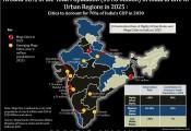 India Urban Regions